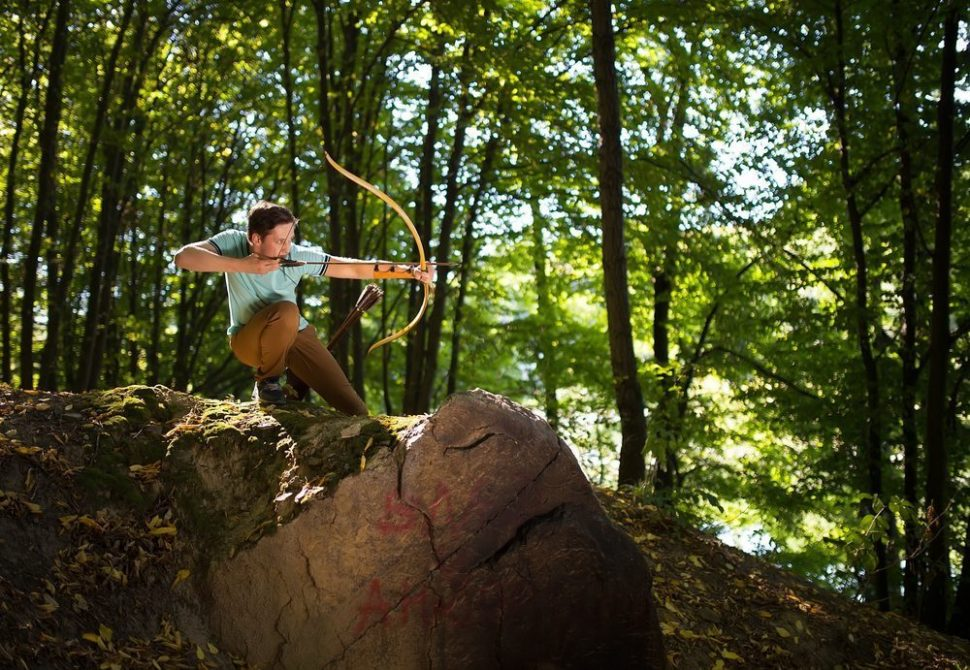 Robin Hood Would Love This VR Archery Game