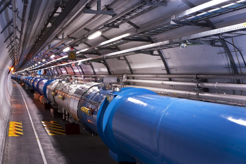 The Large Hadron Collider | Home.cern