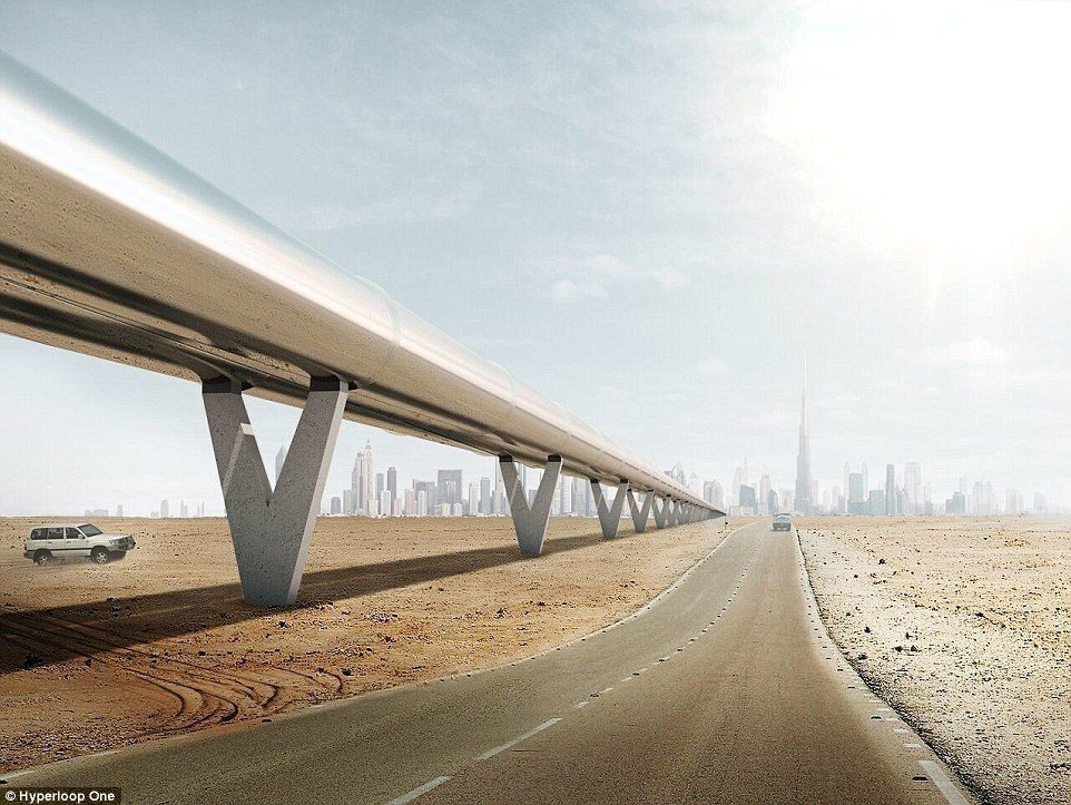 Hyperloop One | Hyperloop-one.com