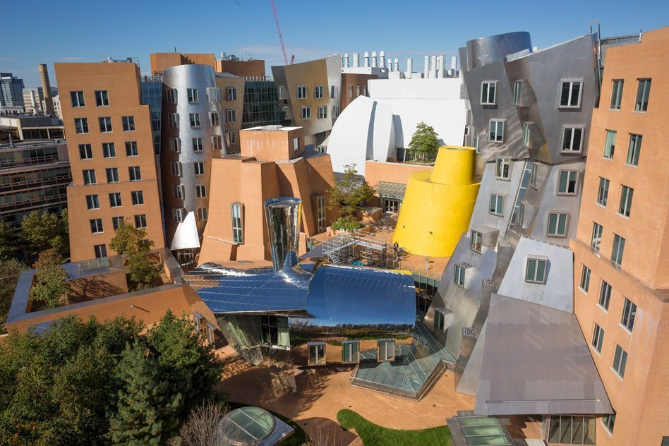 MIT's Stata Center, Home of CSAIL | News.mit.edu