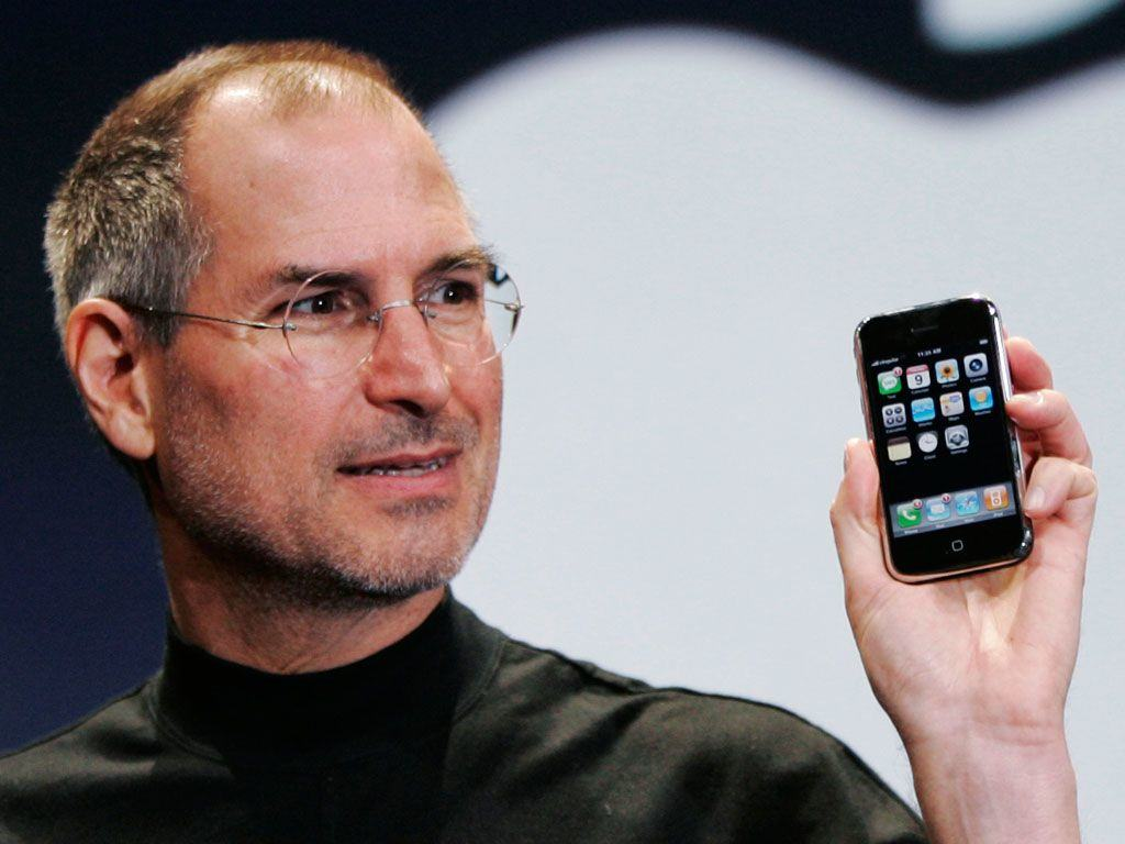 Steve Jobs Rock Star