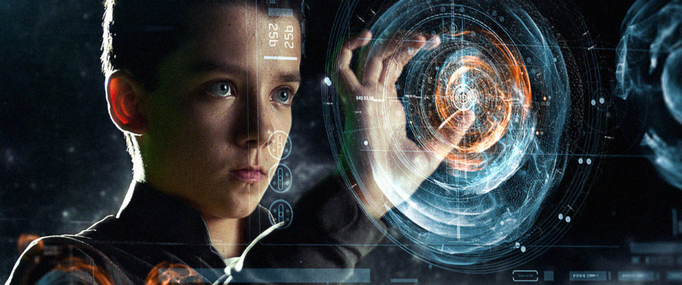 Ender's Game | Ashthorp.com | Ender's Game © Digital Domain, Oddlot Entertainment, Summit Entertainment. All Rights Reserved.