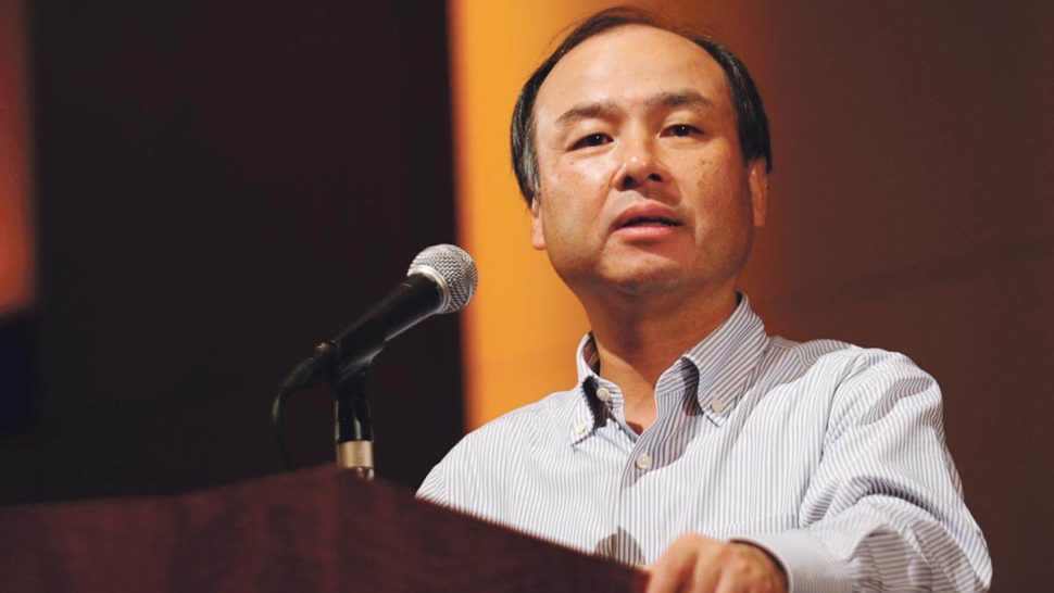 SoftBank CEO Masayoshi Son | SoftBank Corp.