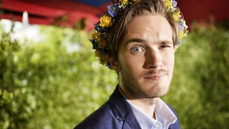 PewDiePie, possible grim reaper of YouTube IBL | REX | Shutterstock.com