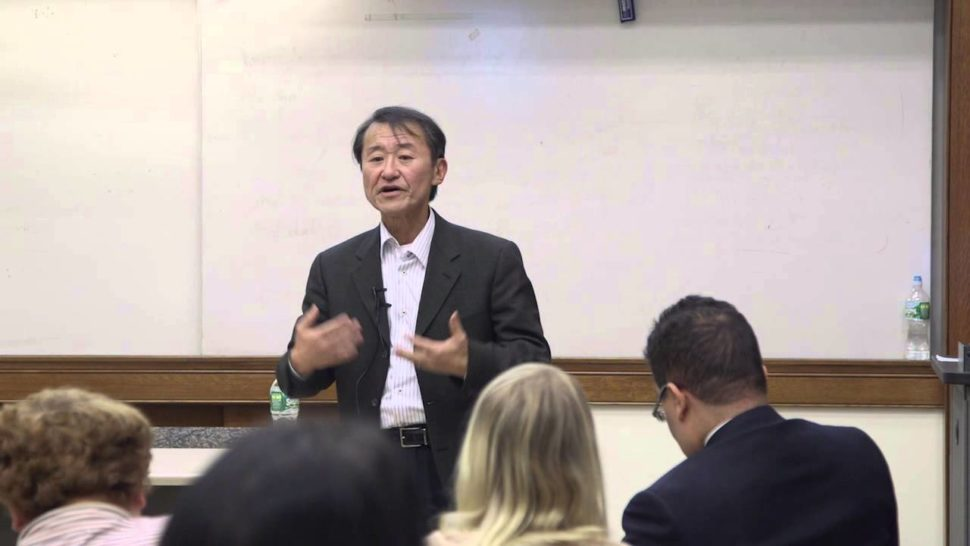 MIT Professor of Linguistics Shigeru Miyagawa | YouTube.com