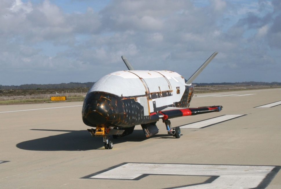 The X-37B Orbital Test Vehicle | Courtesy photo | U.S. Air Force | af.mil