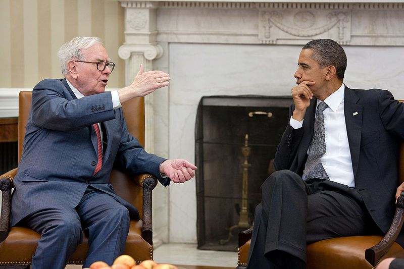Here he is telling the President what to do. | The White House from Washington, DC | Whitehouse.gov