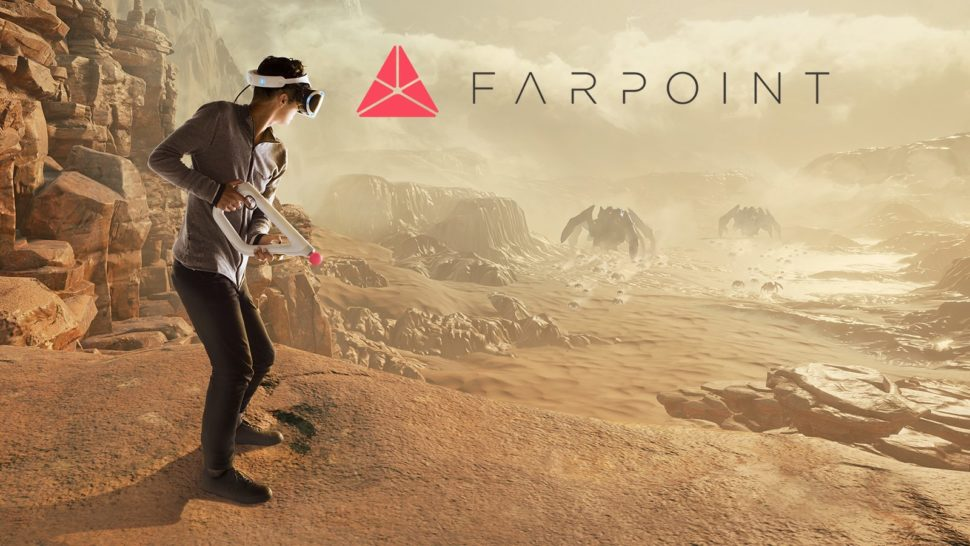 Farpoint | Playstation VR | Playstation.com