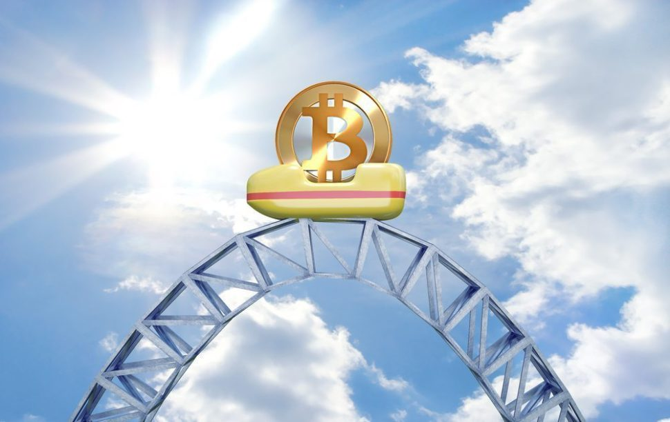 Bitcoin is at an all-time high | via Shutterstock