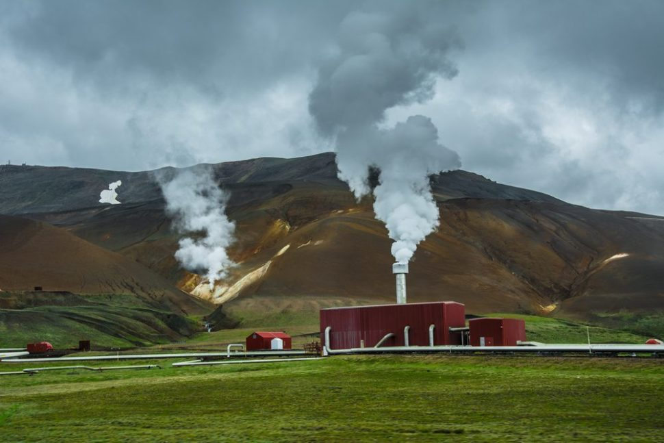 Geothermal Power Plant | Michal 11 | Shutterstock.com