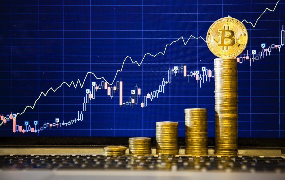 Bitcoin almost hits $3000 before plunging