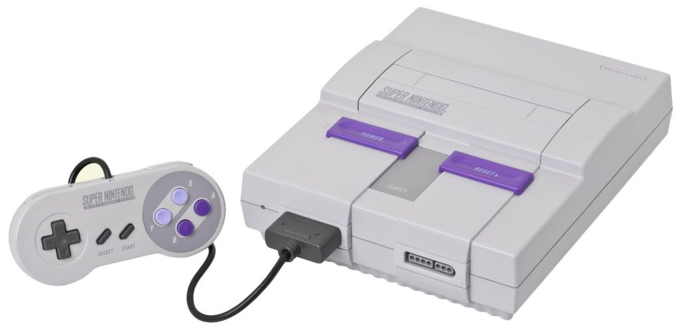 Ready to play the SNES again? | Nintendo