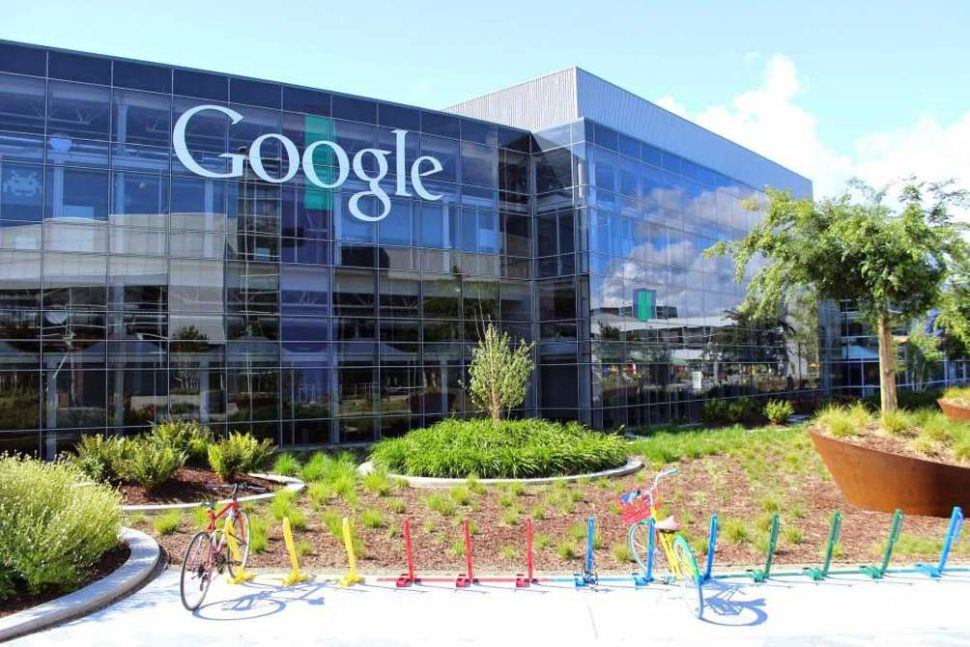 Googleplex - The corporate headquarters complex of Google, Inc. and its parent company Alphabet Inc., located at Mountain View, Sta. Clara County, California | CC Google