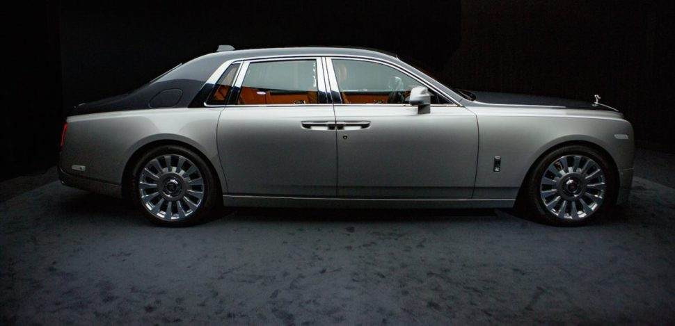 The Phantom VIII | CC Rolls-Royce