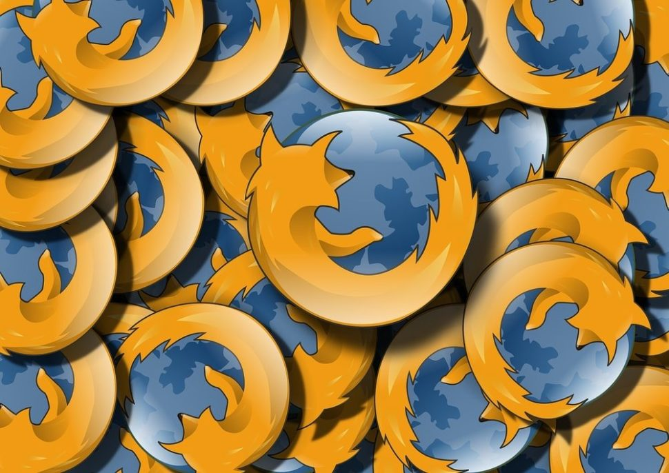 Mozilla has just announced that future versions of its Firefox browser will block all ad tracking by default. | Image by Geralt | Pixabay.com
