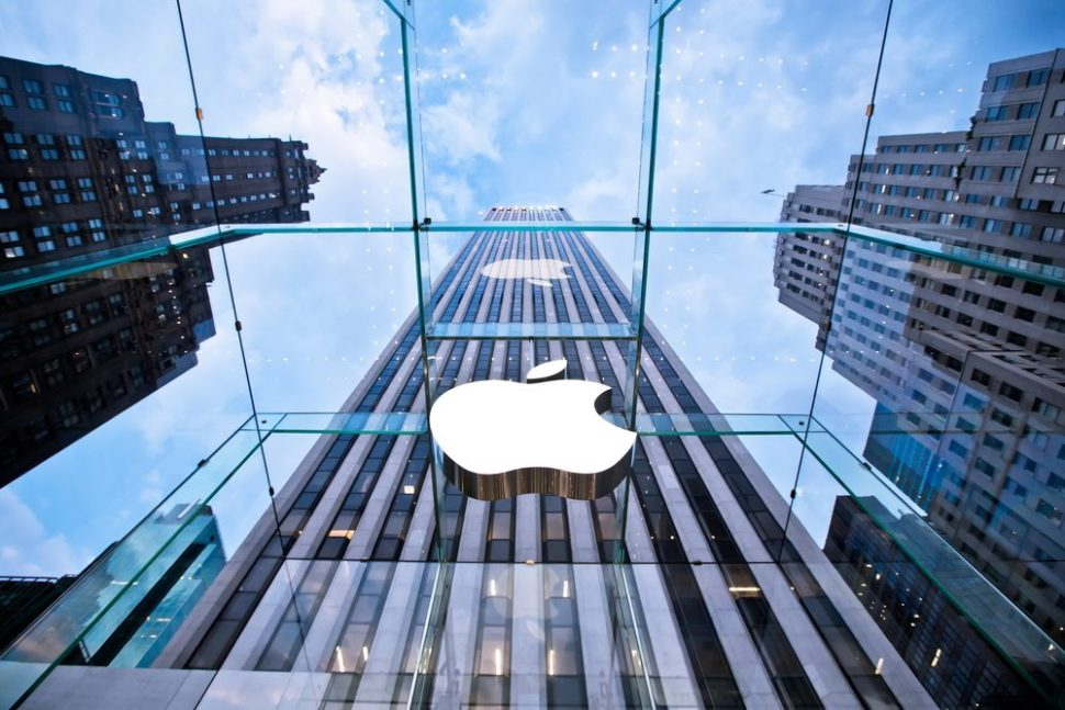 With their acquisition of an AR holography startup, Apple could be paving the road towards an AR glasses product in the future. | Image by Andrey Bayda | Shutterstock.com