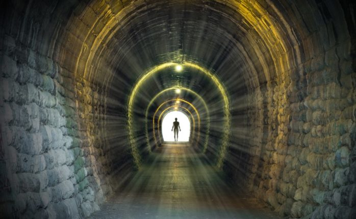 According to quantum physics, death is not necessarily the end. | Shutterstock