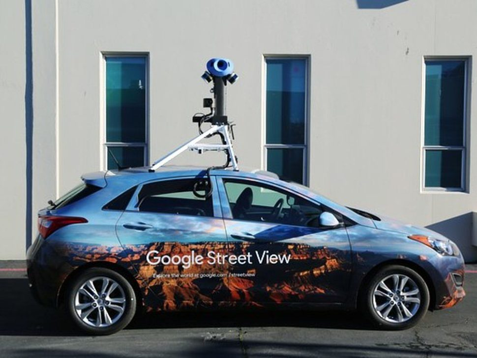 The new Google Street View car | Google | google.com
