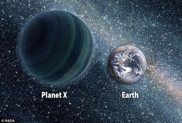 Planet X and Earth in direct collision with each other supposedly on September 23