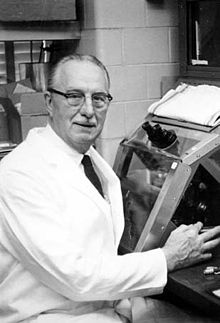 George Otto Grey, the cell biologist who discovered HeLa cells