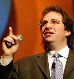 Kevin Mitnick is a speaker at the Cyber Security Chicago
