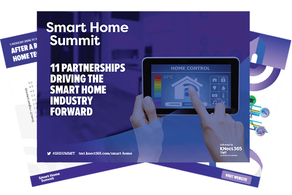 Smart Home Summit | tmt.knect365.com