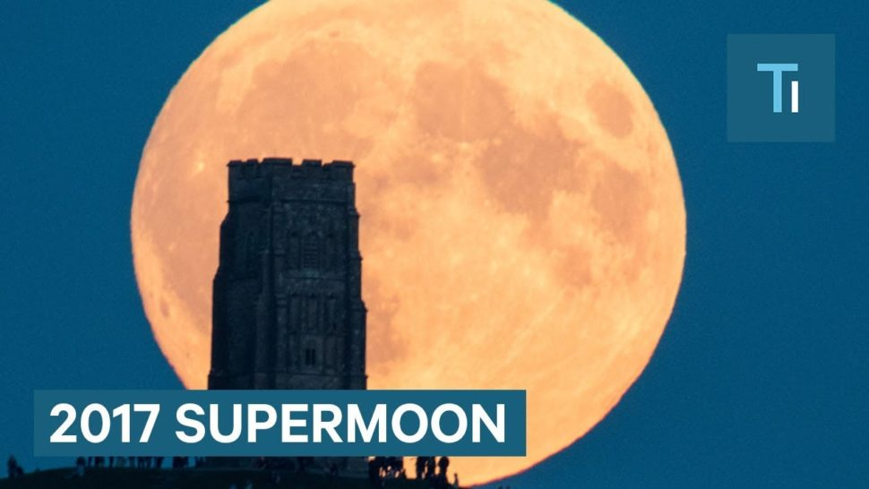 Supermoon 2017 will be Visible Sunday