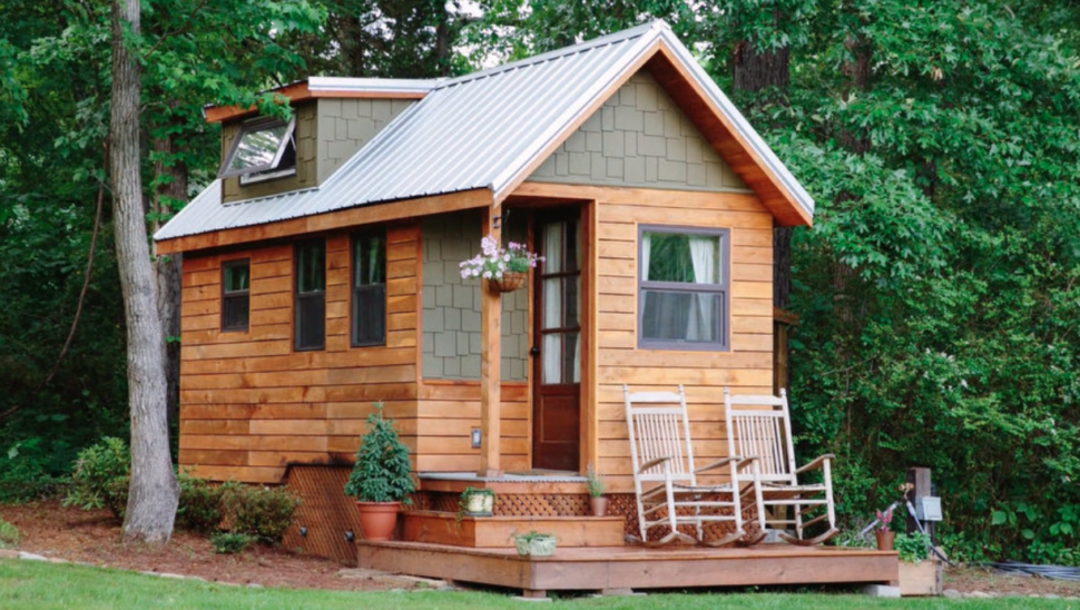 Tiny Homes | Cass Community Social Services