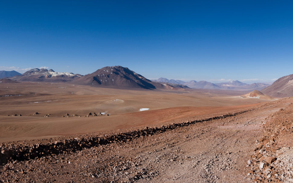 Chajnantor Plateau in the Chilean Andes | Wikimedia Commons | commons.wikimedia.org