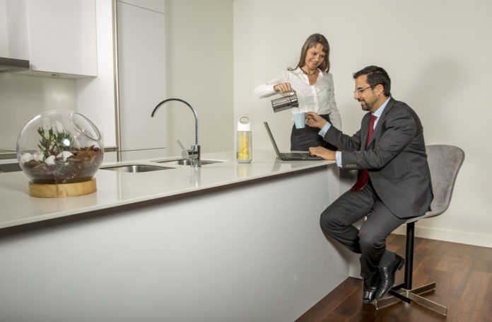 image of woman serving man coffee for article 5 Ways Automation Is Changing Job Applications