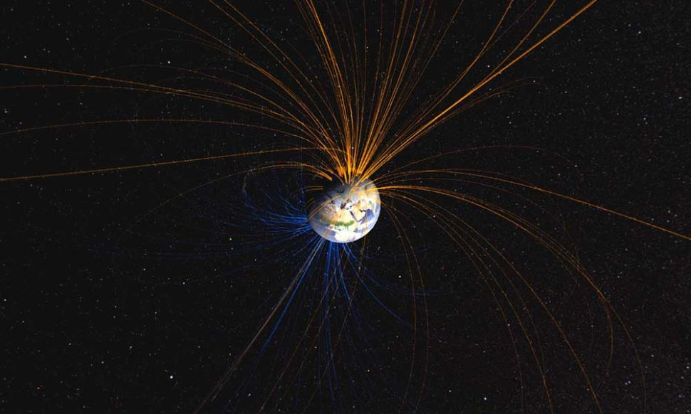 Earth's Magnetic Poles| NASA Goddard Space Flight Center | Flickr.com
