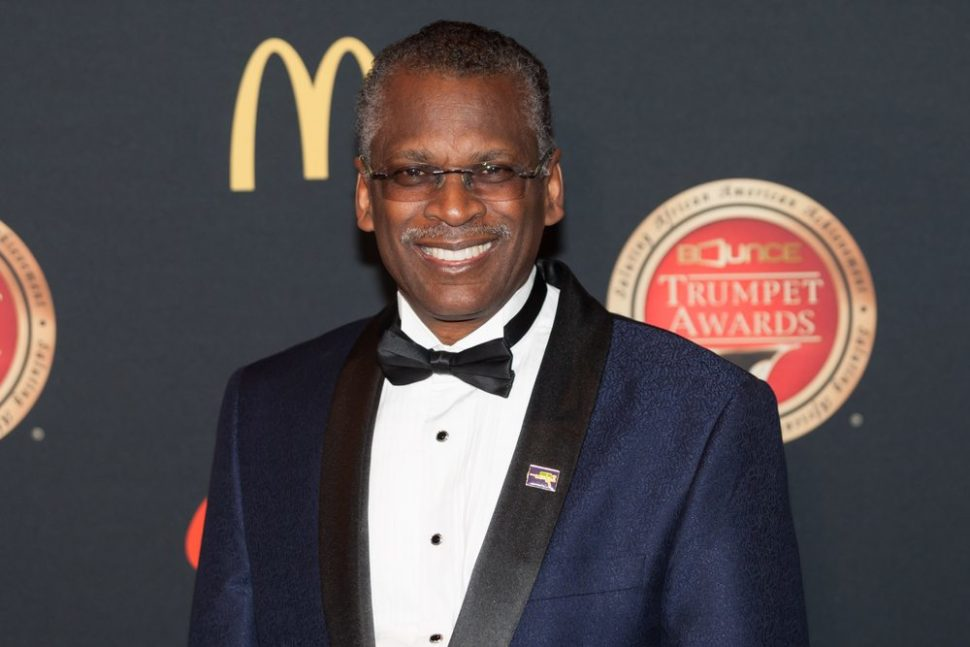 Dr. Lonnie Johnson, inventor of the Super Soaker, at the Bounce Trumpet Awards in January 2018 | Jamie Lamor Thompson | Shutterstock.com