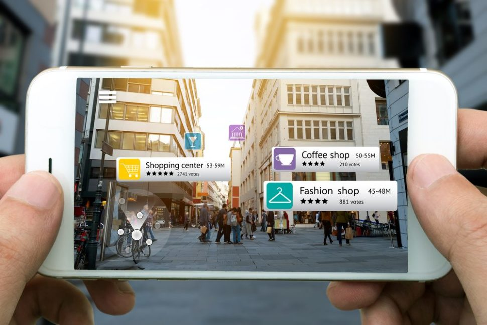 Apps like the are mostly in the concept phase right now. When will the AR medium really take flight? | Zapp2Photo | Shutterstock.com