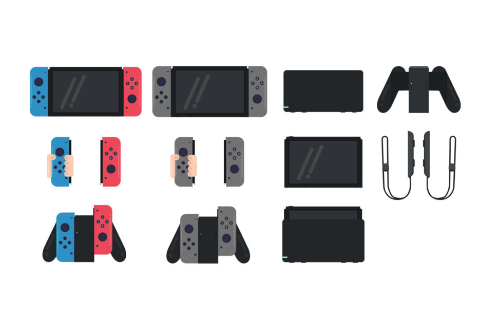 Nintendo Switch is another home run for the Nintendo console franchise, but third-party dock makers have been ruining everyone's fun. | Petrianov | Shutterstock.com