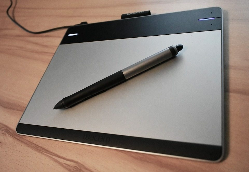 Why spend money of a Wacom tablet? Just electrify some paper. | Picturemaker123 | Pixabay.com