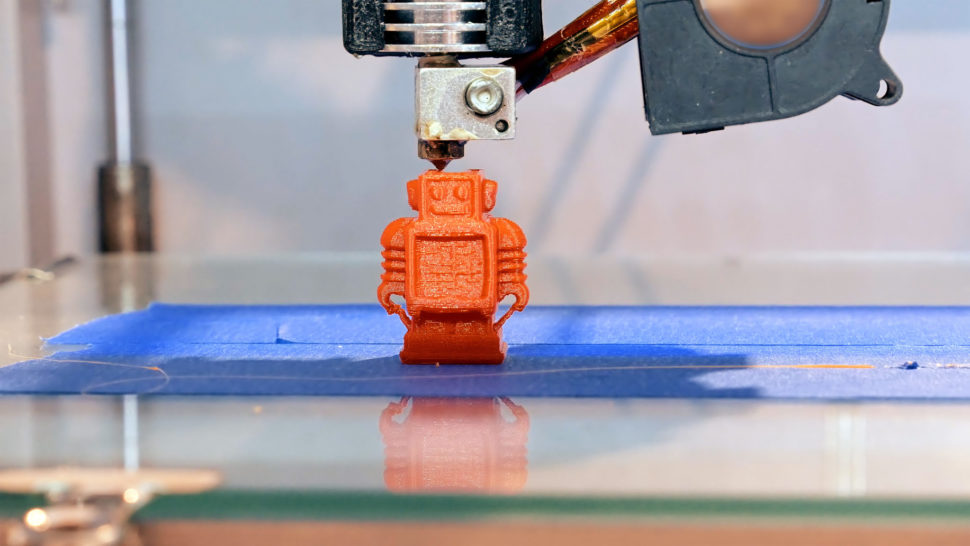 3D printing doesn't really need an Etsy. | Kyrylo Glivin | Shutterstock