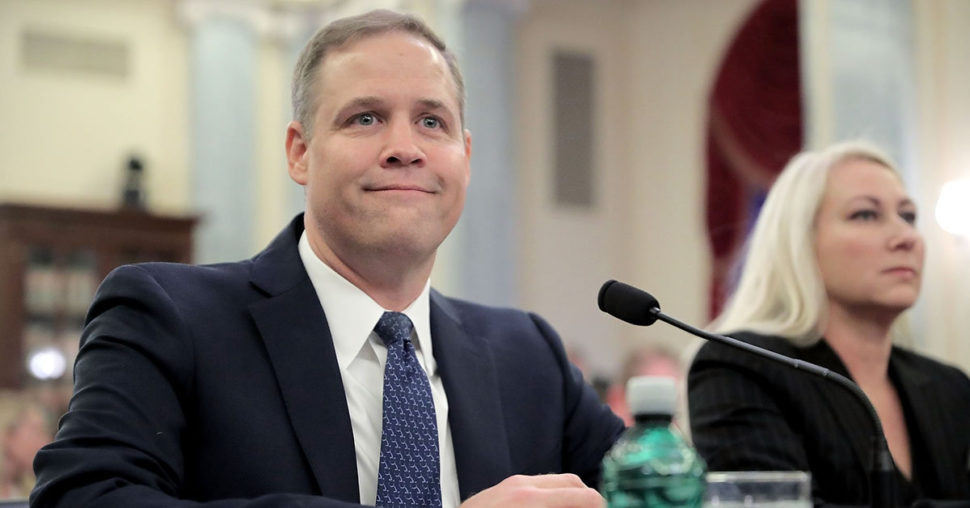 U.S. Rep. and now NASA Administrator Jim Bridenstine | Chip Somodevilla | Getty Images