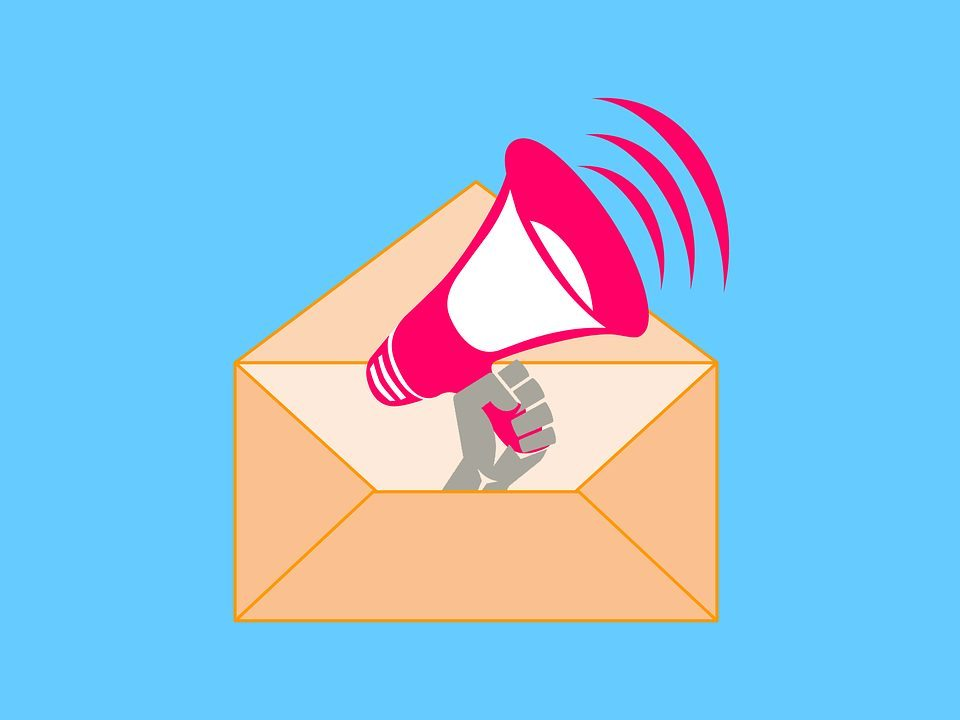 Just put an airhorn in your email and you'll never sleep again! | Tumisu | Pixabay.com