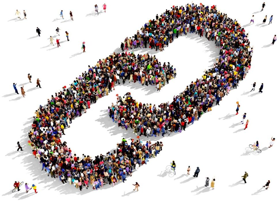 Linkbuilding is everything; it brings people together. Arthimedes | Shutterstock.com