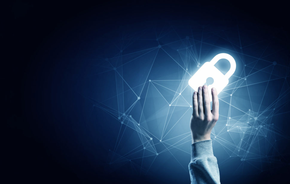 We hope this image sets the right tone, becuase, really, who even knows what quantum security is going to look like? | Sergey Nivens | Shutterstock.com