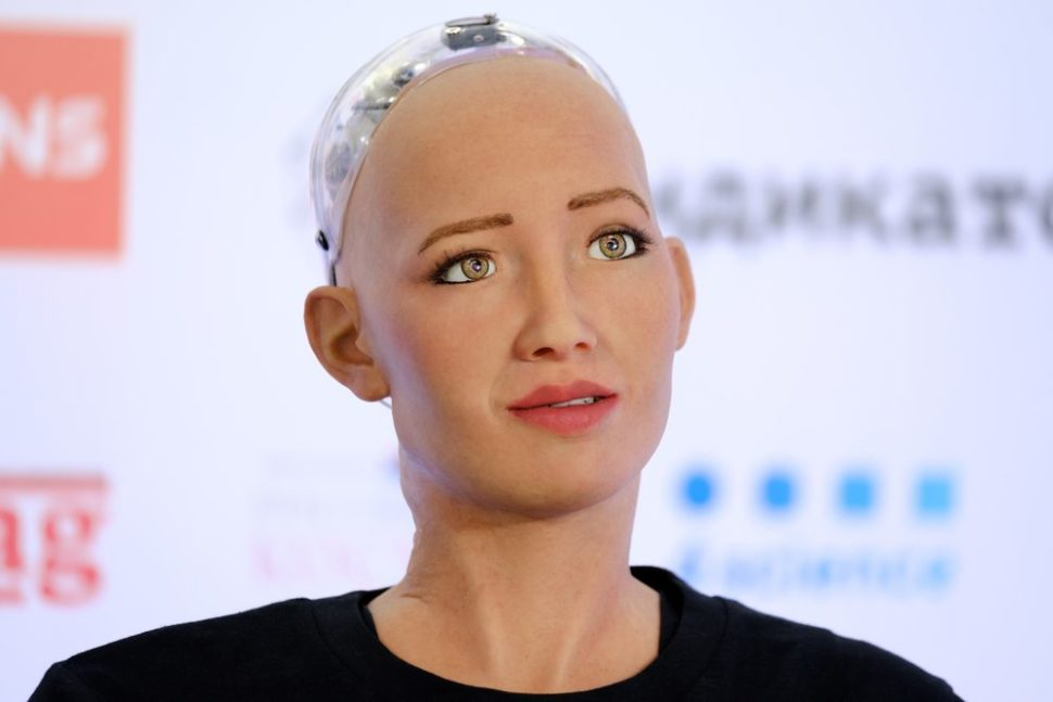 Despite being a very limited AI, Hanson Robotics' Sophia is a preview of how emotional AI will anticipate our reactions. | Anton Gvozdikov | Shutterstock.com
