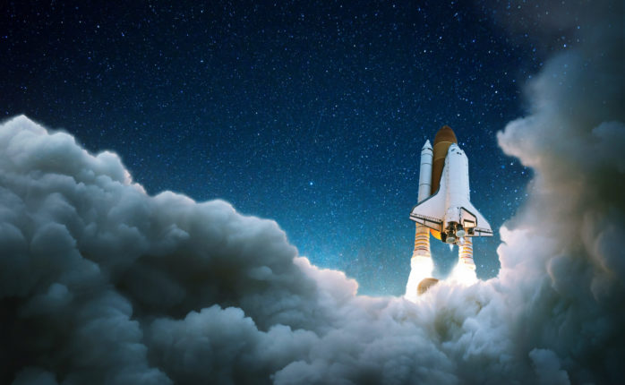 Past mission programs like the Space Shuttle and Apollo all treated each mission individually. | Alones | Shutterstock