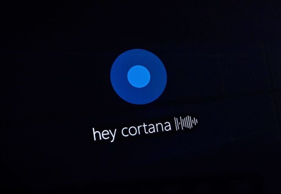 Microsoft's Cortana hasn't had as much recognition as Siri or Alexa, but, maybe soon. | `Dennizn | Shutterstock.com