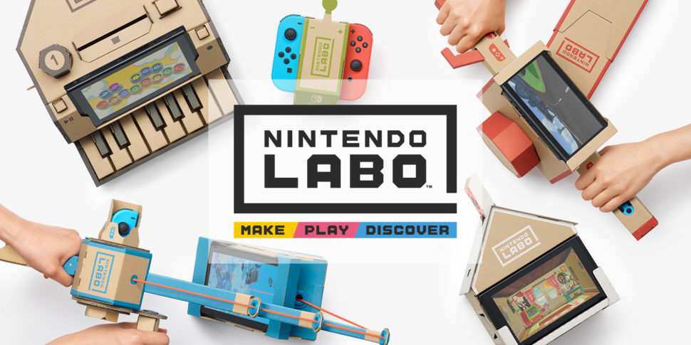 Nintendo Labo | Nintendo.co.uk
