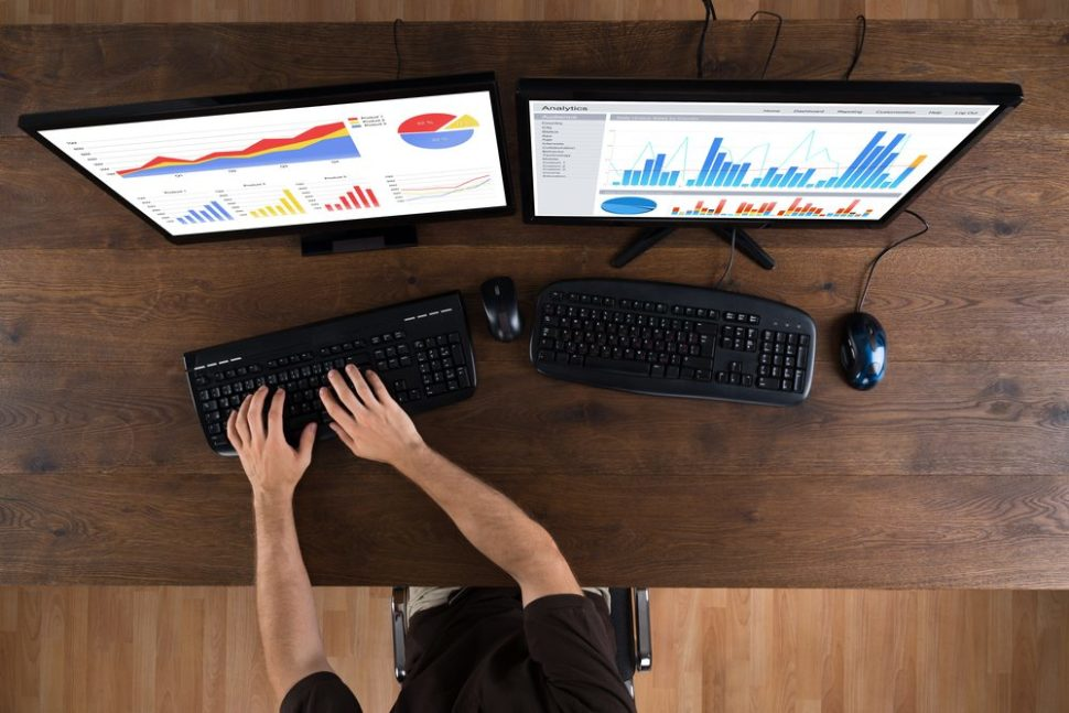 The job of data analyst is becoming more and more important, and the tools designed to aid them are also growing. Andrey_Popov | Shutterstock.com