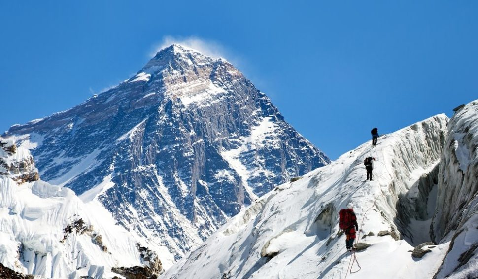 Mount Everest | Daniel Prudek | Shutterstock.com
