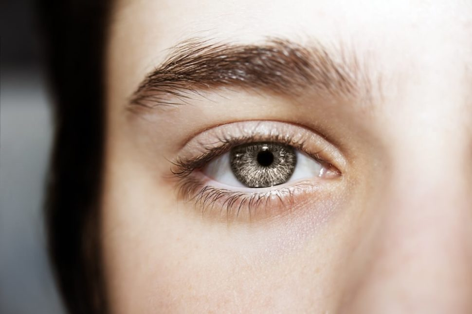 The eyes are beautiful, but not everyone's eyes are able to see beauty. | Victoria Shapiro | Shutterstock.com