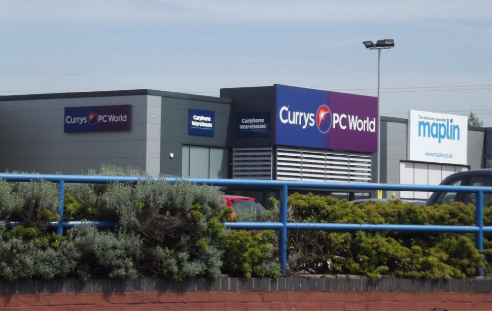 Currys PC World and Maplin - Battery Retail Park - Selly Oak | Elliot Brown | Flickr.com