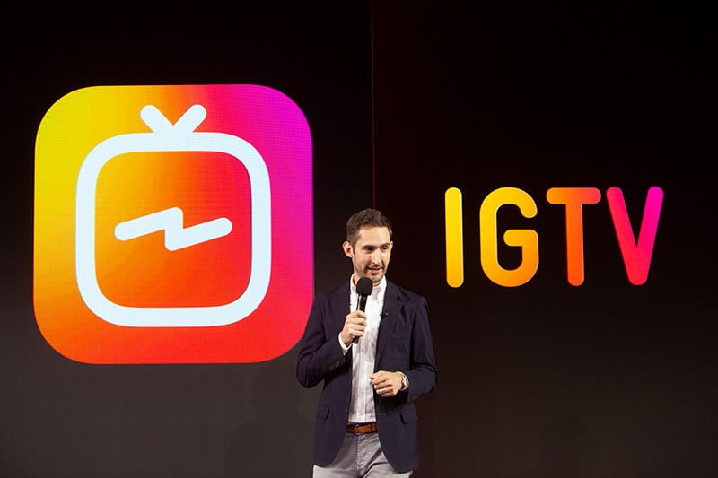 Instagram co-founder and CEO Kevin Systrom | Photo courtesy of Instagram