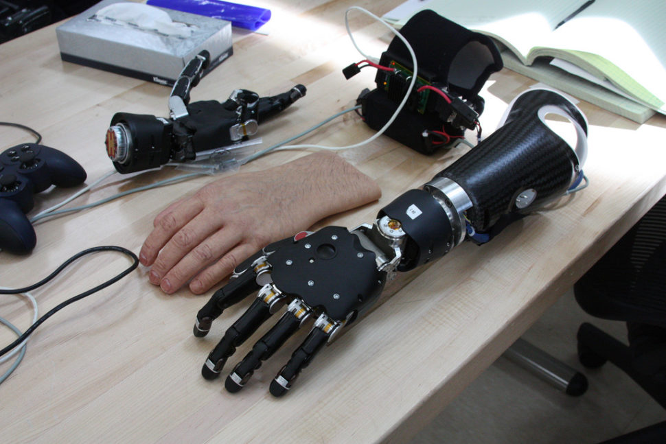 The Modular Prosthetic Limb (MPL) | Official U.S. Navy Page | Flickr.com